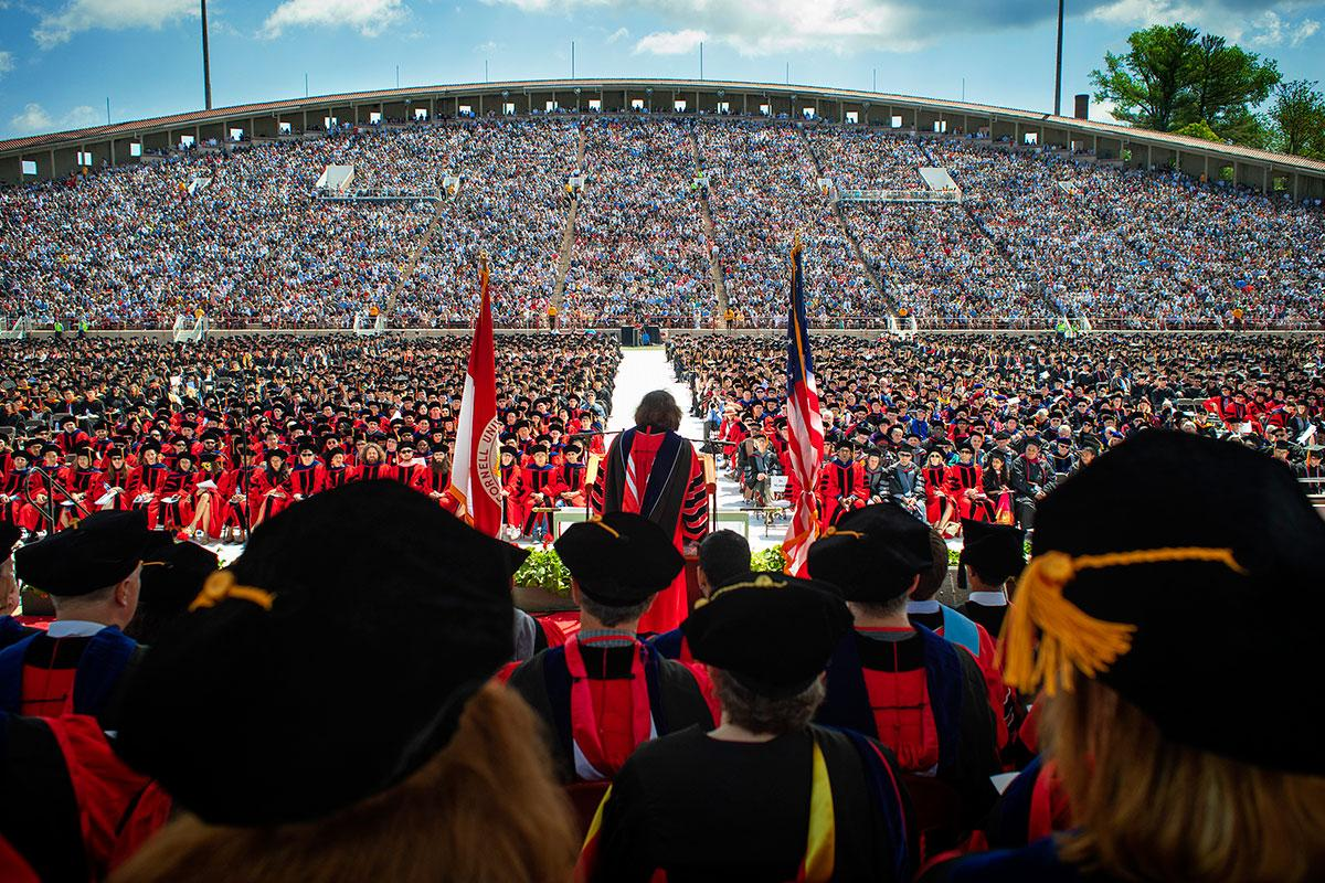 Cornell 2019 commencement