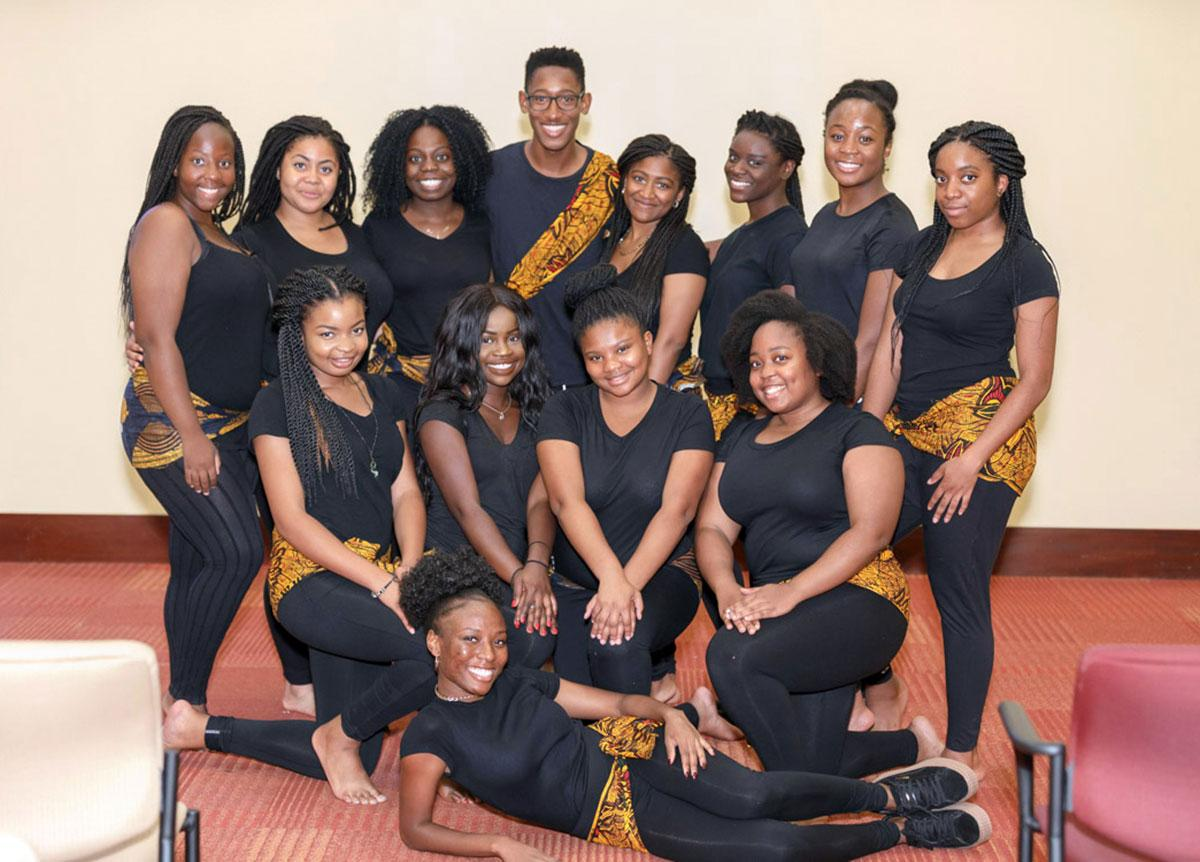 Purelements dance company