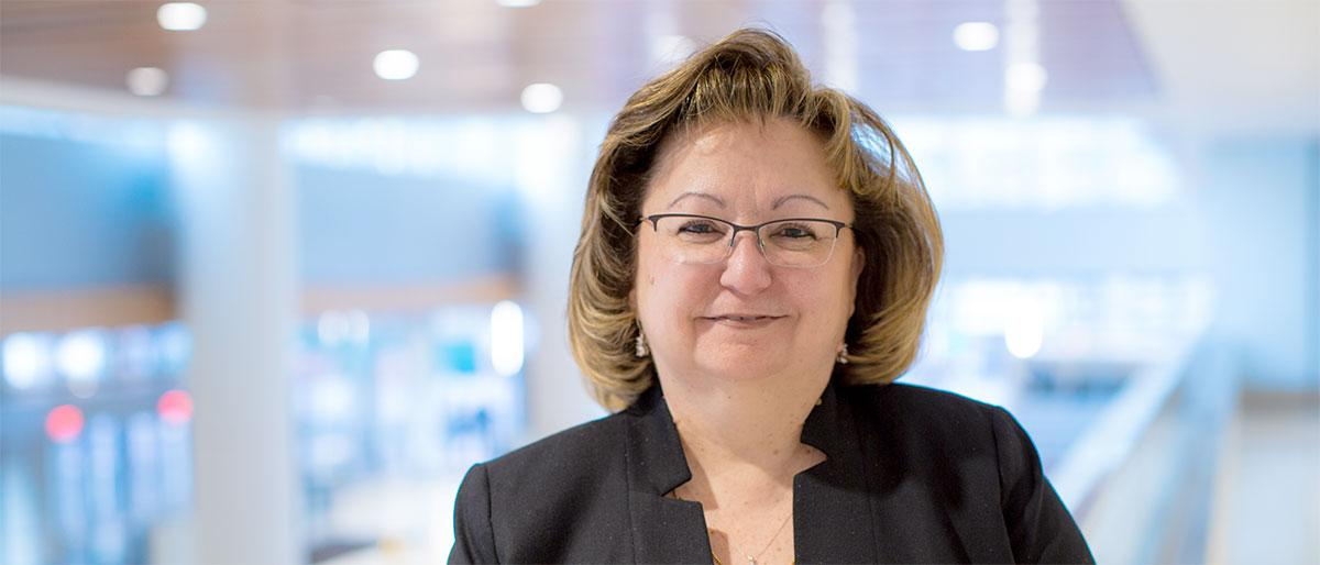 Nancy Sanchez, SVP HR and Organizational Development and Learning, NYU Langone Health