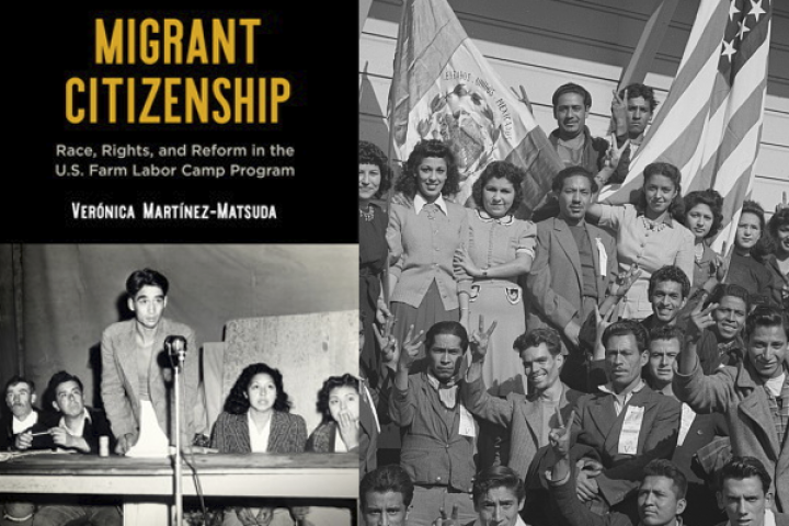 Book cover for Migrant Citizenship