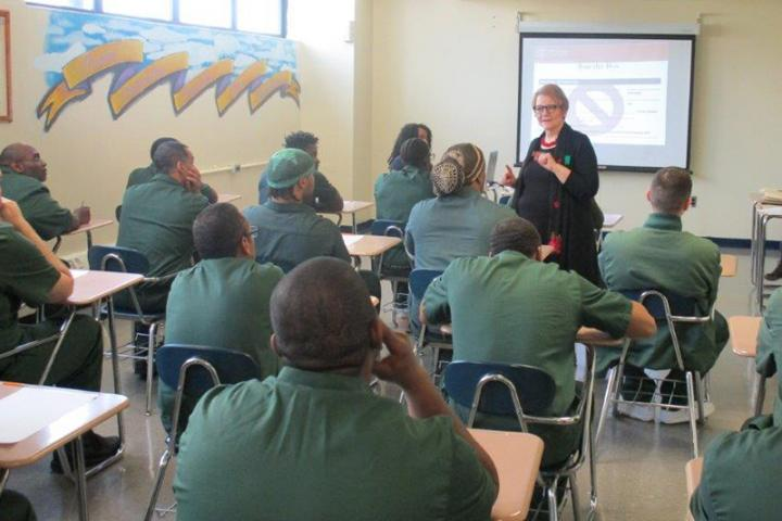 ILR teaches employment rights at correctional facility