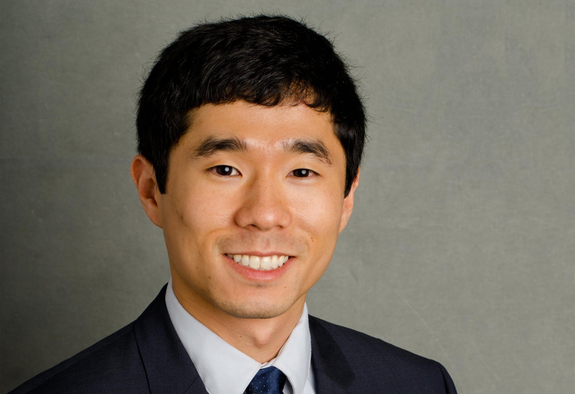 Brian Lucas, assistant professor of organizational behavior at the ILR School