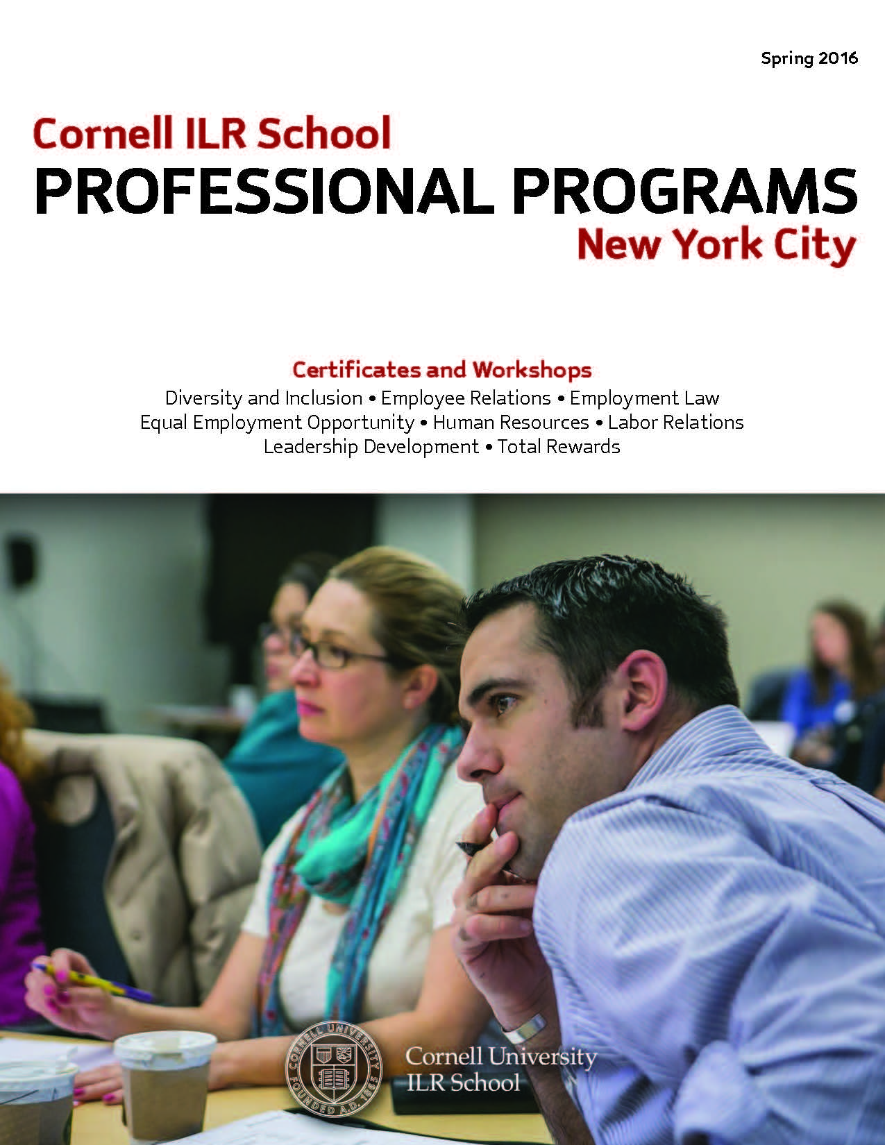2015 Professional Programs Guide
