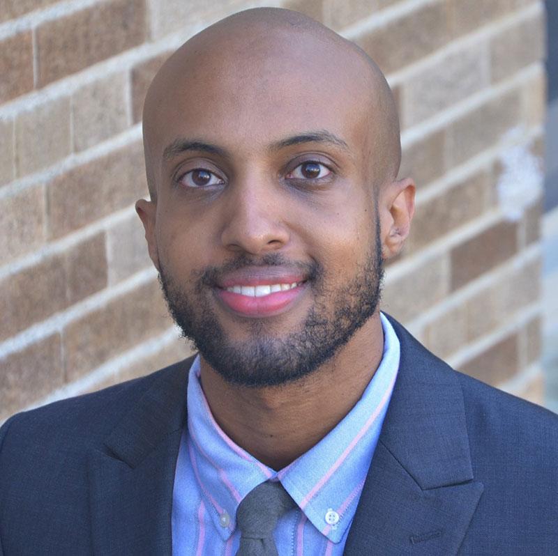 Joseph Mesfin, Graduate Student