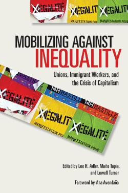Mobilizing Against Inequality book cover