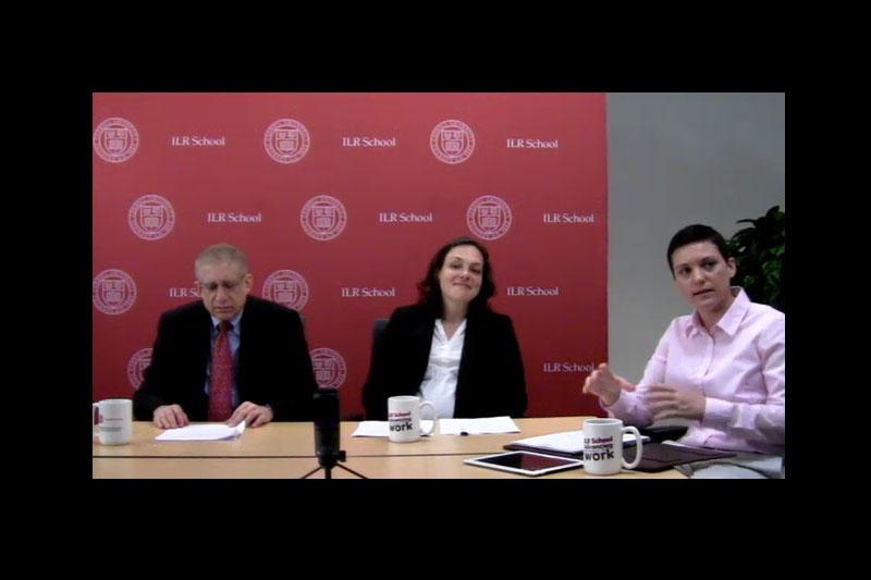 LGBTQ webcast participants