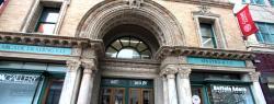exterior of Market Arcade, 617 Main St, Buffalo, NY