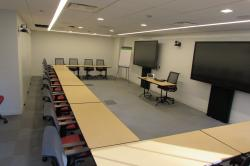 NYC conference center meeting room