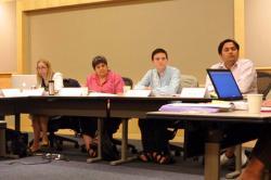 Participants at an Scheinman Institute program