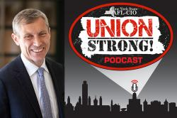 Dean Colvin Highlighted On Latest Union Strong Podcast