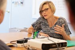 Associate Professor Marya Besharov
