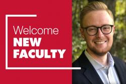 Sean Fath is  one of ILR's nine new faculty members for the 2020-21 academic year.