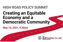 High Road Policy Summit May 2021