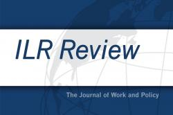 Cover image of the ILR Review