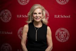 Joan Parker '70, M.S. '73, Ph.D. '74, Groat Award Winner