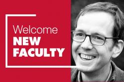 Phillipp Kircher is one of ILR's nine new faculty members for the 2020-21 academic year.