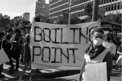 Protests for Black Lives Matter Movement