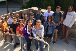 2018 incoming ILR School students
