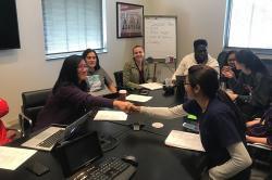 Scheinman Institute Conflict Resolution Club