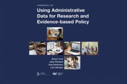 Book Cover: Handbook on Using Administrative Data for Research and Evidence-based Policy