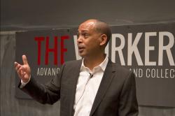 Tefere Gebre, Union Days keynote speaker