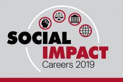 Social Impact Careers 2019 logo