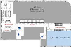 12th floor floor plan