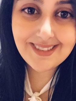 Hiba Azar, credit internship student