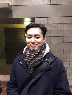 Headshot of Taeho