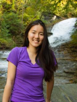 Vera Lin, ILR Social Media Ambassador