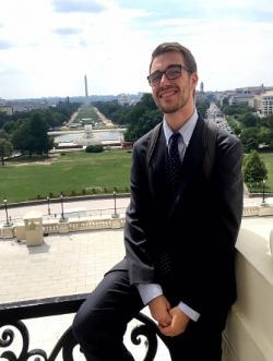 Kyle Friend, credit internship student