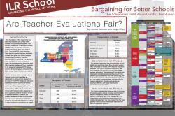 Poster for Bargaining for Better Schools