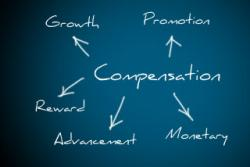 Various types of monetary and non-monetary compensation