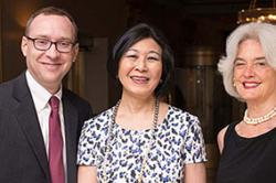 Kevin Halloc, K. Lisa Yang, and Susanne Bruyere