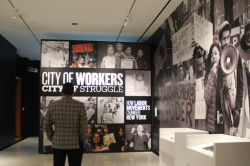 City of Workers Exhibit