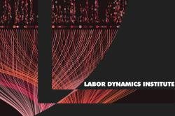 Abstract poster reading Labor Dynamics Institute