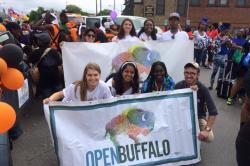 High Road Fellows at Juneteenth in Buffalo, NY