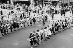 1960 Labor Day Parade New York City