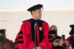 Dean Colvin Looks to the Future