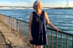 Cathy Creighton '87 has been named the Director of the Buffalo Co-Lab