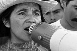 Labor on Film Dolores Huerta
