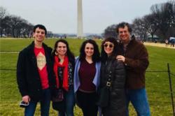 Lipman family in Washington DC
