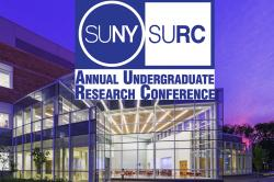 SUNY Undergraduate Research Conference April 22 at SUNY Fredonia
