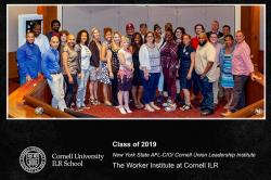 The Union Leadership Institute Class of 2019