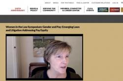 ics, institute for compensation studies, pay equity, women and the law