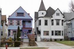 Houses in Buffalo