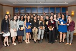 ILR held its 26th McPherson Honors and Awards Dinner, a spring tradition honoring students and faculty, on campus Thursday.