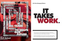 Advance Magazine Spread