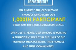 The substantial impact of the Center for Employment Opportunities in Buffalo, NY