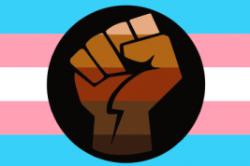 transgender poc flag
